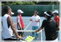 Palm International Tennis Academy