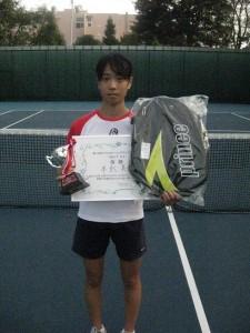 13歳以下 女子優勝者.JPG