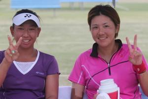 米村 明子 能登国際 2012